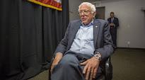 """EE.UU: Bernie Sanders: """"América está sufriendo y no confía en el 'establishment"""""""