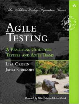 Agile Testing front cover