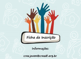 Participe do CREA Jovem-DF