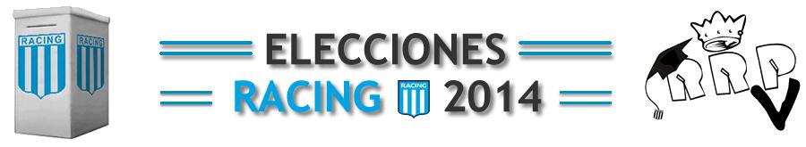 Elecciones en Racing 2014