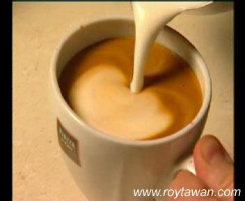Как сделать из обычного кофе
