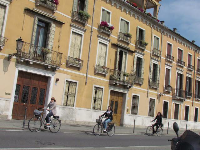 Padua, Italy, 2012 (before photo alteration)