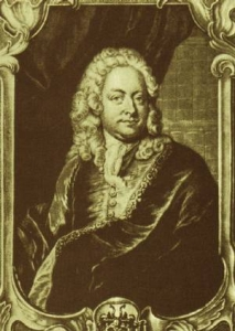Imagen de Johann Mattheson