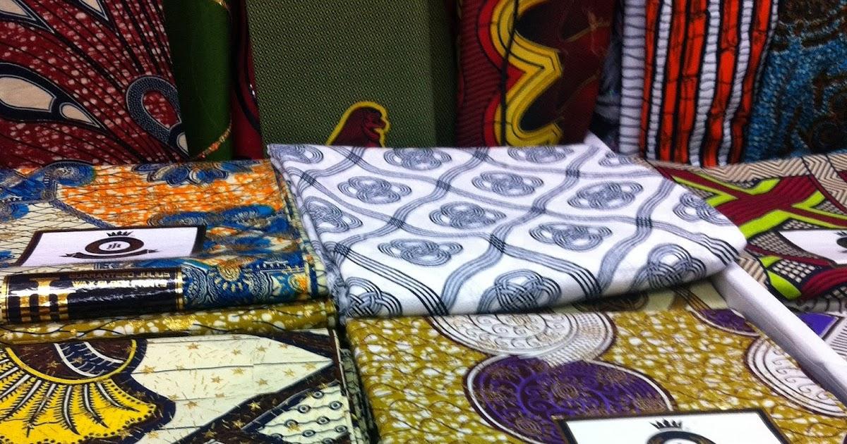 Mikwab b nin visiter cotonou o acheter du tissu wax for Boutique rideaux