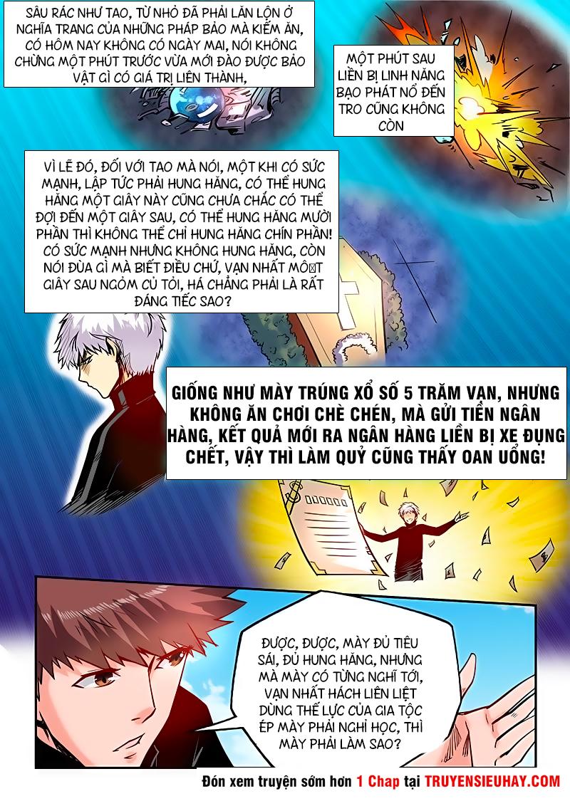 Tu Chân Tứ Vạn Niên trang 9