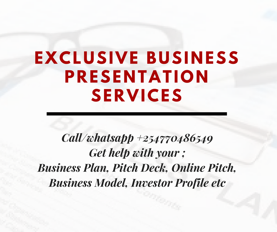 Are you presenting your business effectively?