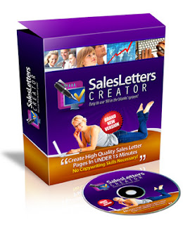 Sales Letters Creator - Create Sales Pages In Less Than 15 Minutes! review