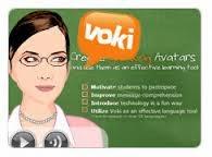 Herramienta Voki para el aula