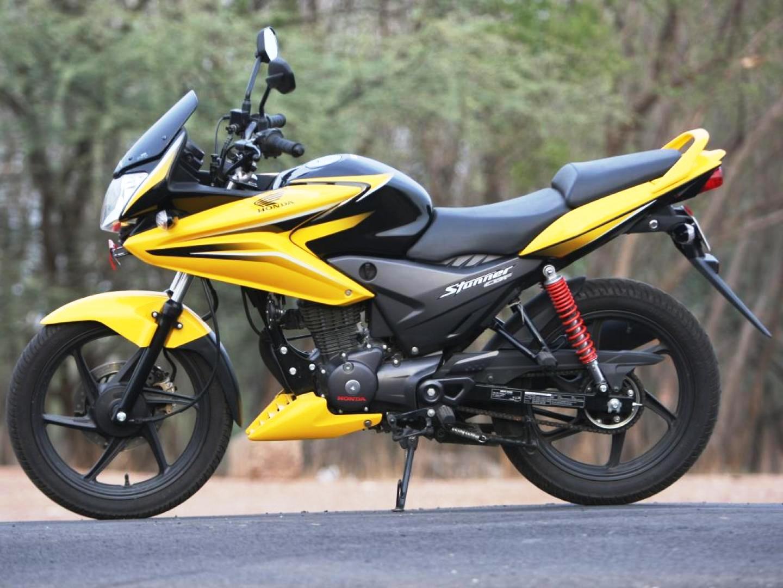 Fast Havey Bikes: Honda Bikes Stunner