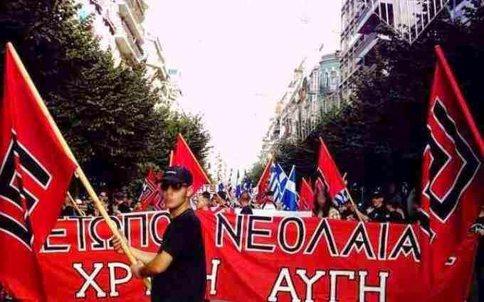 Ελληνική Νεολαία... Εσένα τρέμουν