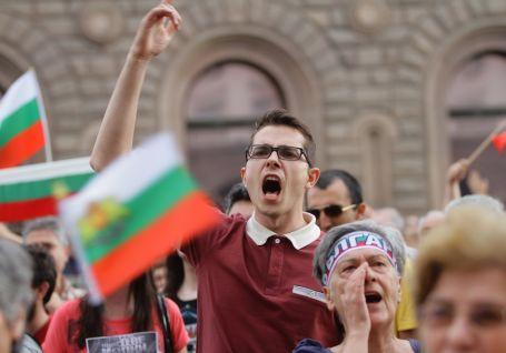Болгария борьба