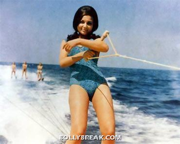 Our actoress in a bikini !  - (4) - Memorable bollywood outfits over the years- hot!!