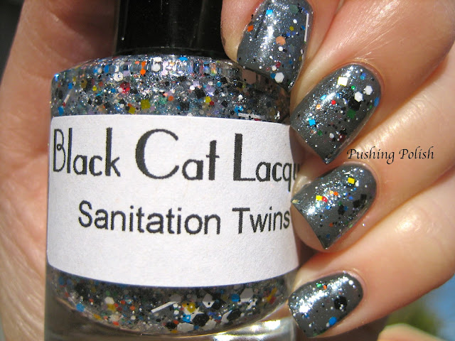 Black Cat Lacquer Welcome To Portlandia Collection