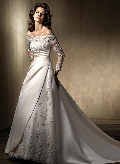 chanel civil wedding dresses