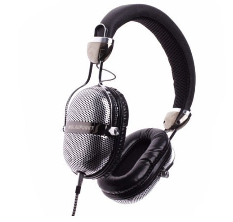 Headphone Dj 112 Silver Edition Stylish and High Performance