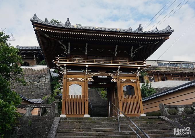 Temple Daiko-ji, Nagasaki