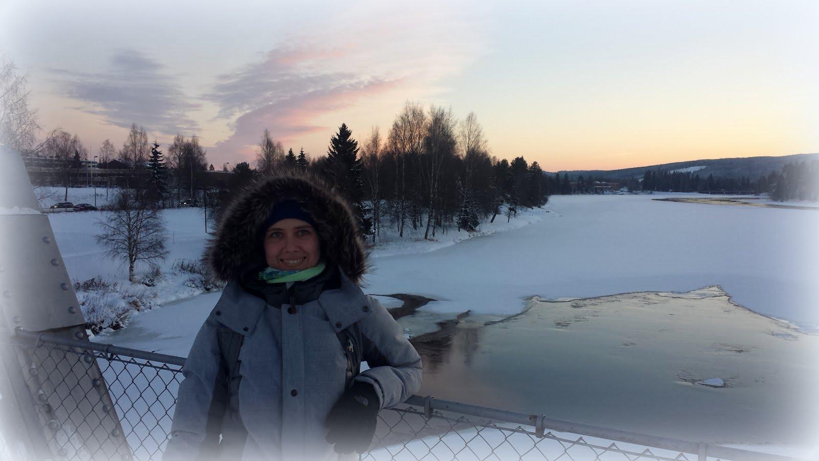 Me in Norway...