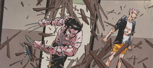 Review: Wolverine and the X-Men Alpha Omega