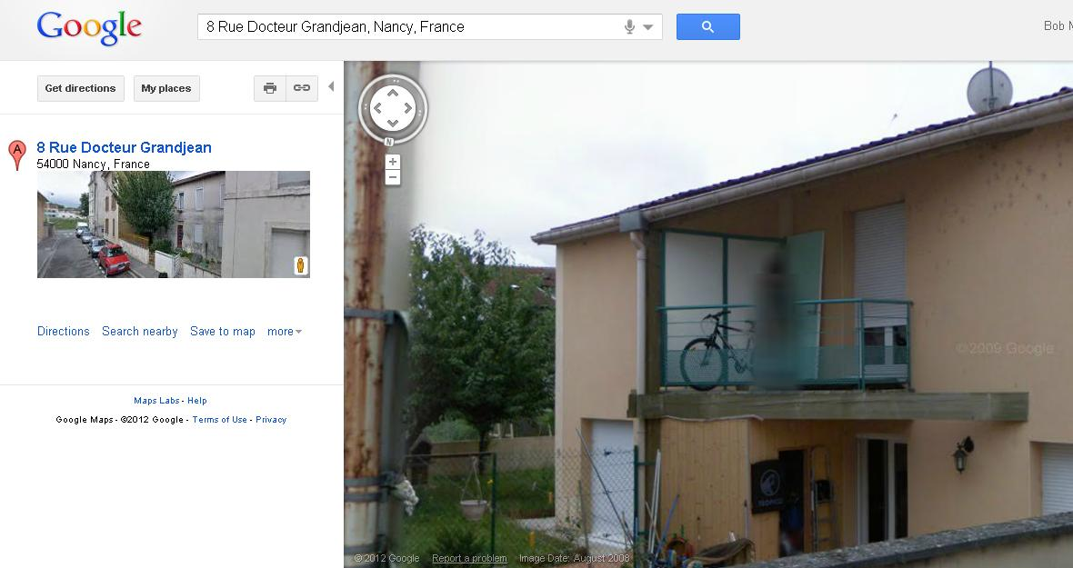 What The Hell Did Google Censor From This Map Of France Bobs Blitz - Rue france map