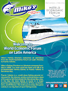 """""""The WorldEconomic Forum on Latin America in Mexico is a perfect opportunity . (foro economico mf)"""