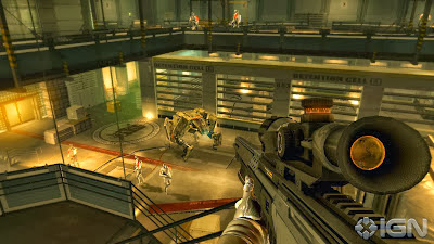 Free Download Deus Ex Human Revolution For PC