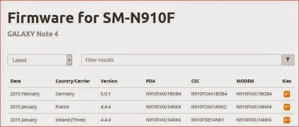 Firmware-For-Samsung-Galaxy-Note-4