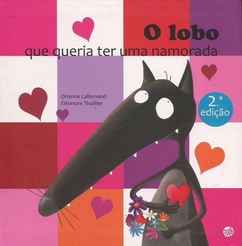 """Kamishibai """"O lobo que queria ter uma namorada"""" de Orianne Lallemand"""
