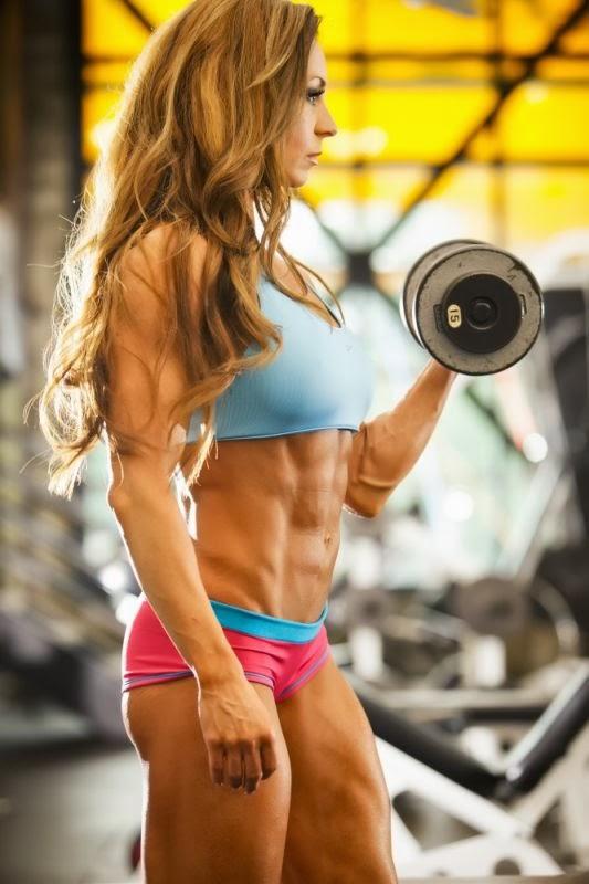 Tionna Kuhnhoff - Female Fitness-Tionna Michelle