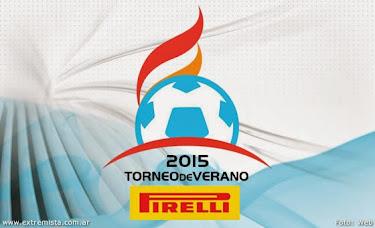 Fútbol de Verano 2015 -Mar del Plata-Mendoza