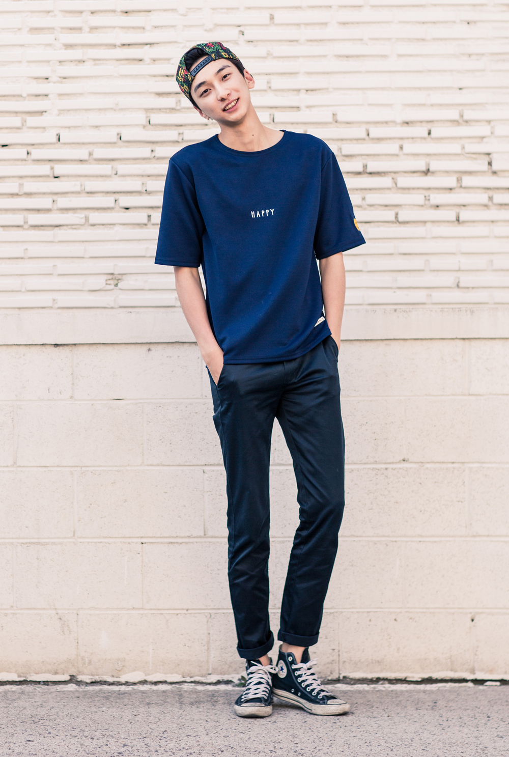 Korean Male Fashion Hipster