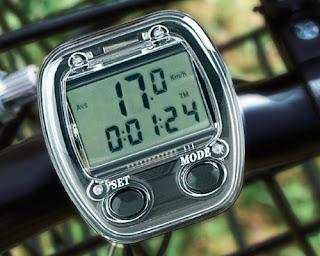Licznik rowerowy Biedronka