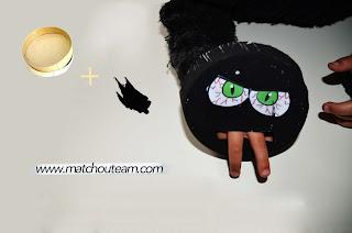 bricolage TAP halloween
