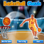 لعبة كرة السلة بالنقاط