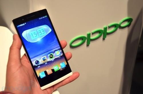 In arrivo il nuovo smartphone cinese Oppo Find 7 con snapdragon 800 e batteria da 4000 mah