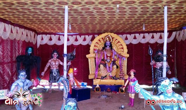 Ama Medha: Salipur *Yama Danda 2015* Photo Gallery - Photo By OdiaPortal Team sarathi baba sura baba medha 2015