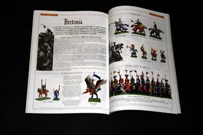 Página interior del Catálogo 2003