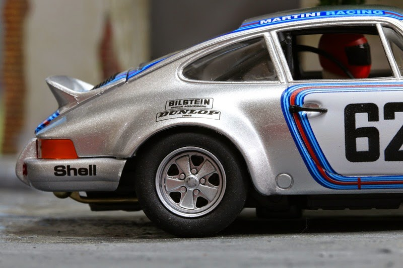demo slot porsche 911 rsr 4h le mans 1973 martini. Black Bedroom Furniture Sets. Home Design Ideas