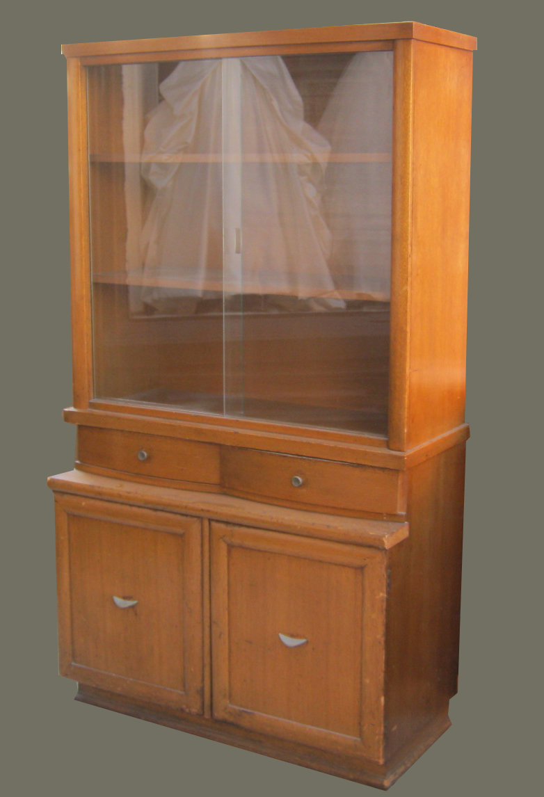 Uhuru Furniture Collectibles 1950 39 S China Cabinet Buffet Sold
