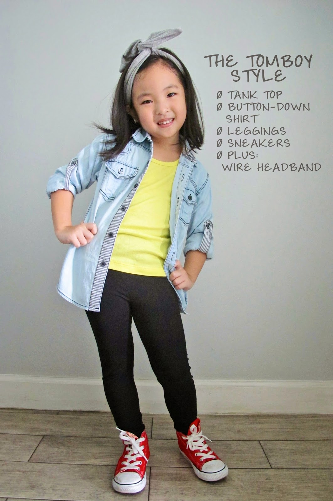 ParentingNerd Kid Styles For Rainy Days