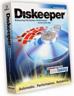 Diskeeper - تسريع الكمبيوتر