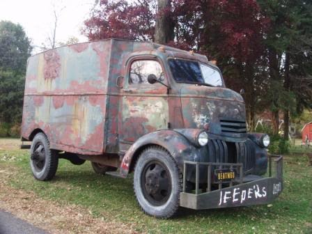 JEEPERS CREEPERS REUNION: All about the Creeper Truck, and ...