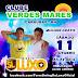 Dia 11 de Outubro Tem Swing de Luxo No Clube Verdes Mares Em Caraúbas-RN