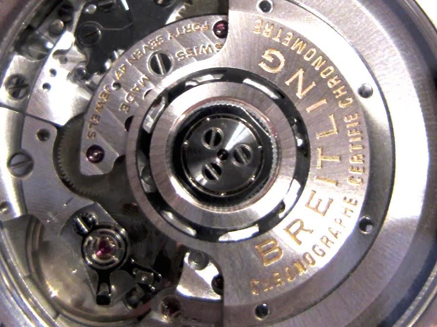 Breitling B04 Manufakturkaliber