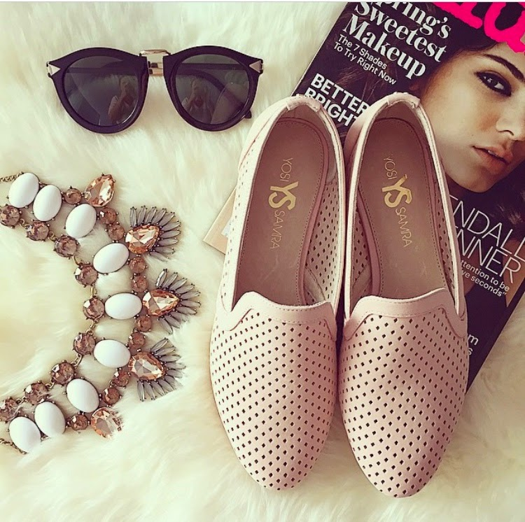 Yosi Samra shoes, baublebar necklace, karenwalker sunglasses, fashion blog, shallwesasa,kendal Jenner