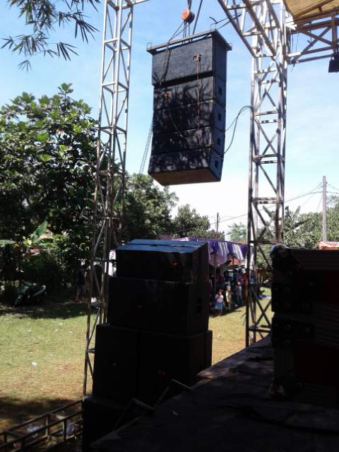 PAKET SOUND RIGGING