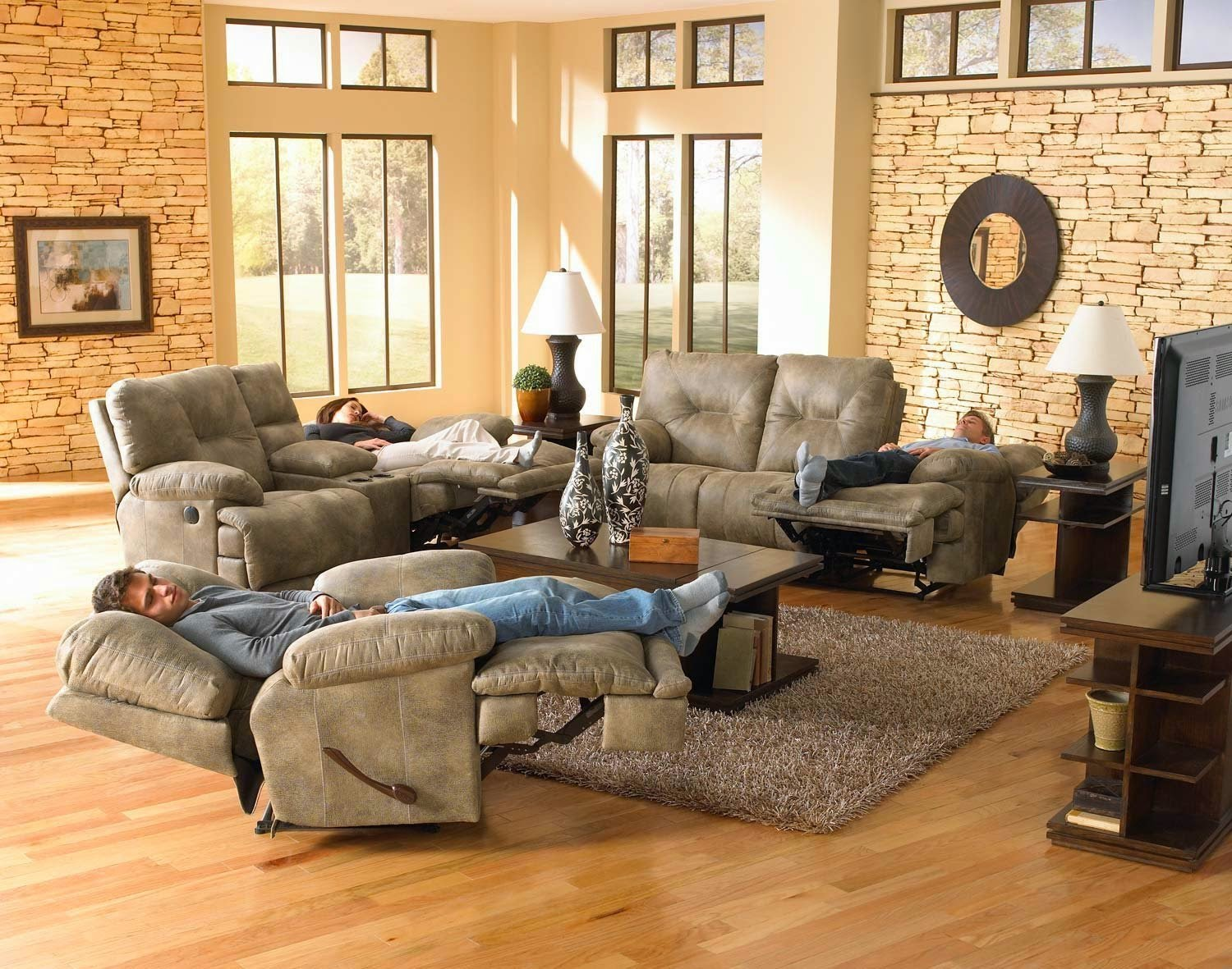 Catner Recliner Sofa Reviews