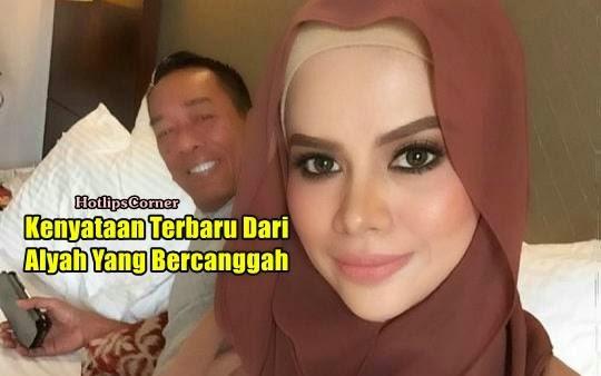 Kenyataan Terbaru Alyah Nafikan Laporan Ramli MS Dah Kahwin Lain
