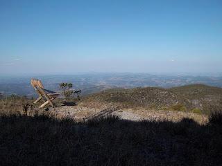Pq. Serra Negra, em Itamarandiba-MG/Foto reproduzida.