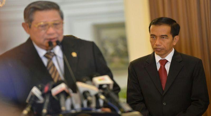Jangan Serang Jokowi, Salahkan SBY Tunda Eksekusi Mati