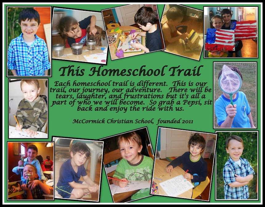 This Homeschool Trail